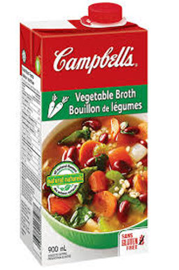 VEGETABLE BROTH CARTON