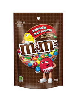 M&MS MILK CHOCOLATE POUCH