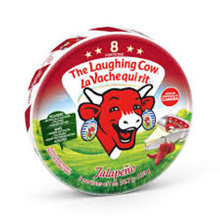 LAUGHING COW JALAPENO CHEESE