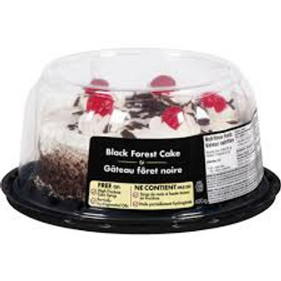 "BLACK FOREST CAKE 6"""