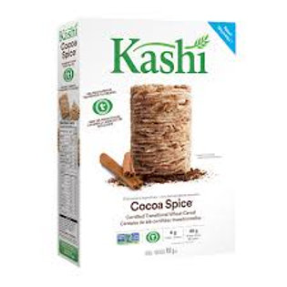 KASHI ORGANIC COCOA SPICE BISCUITS