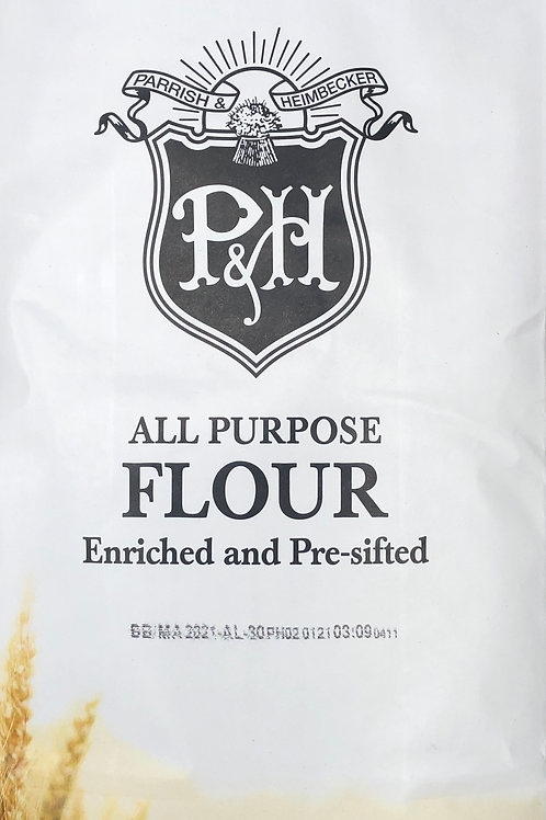 P&H ALL PURPOSE FLOUR