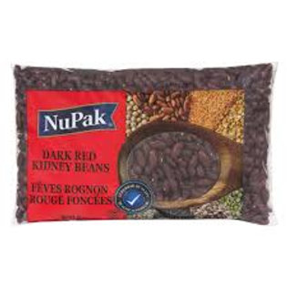 NUPAK DARK RED KIDNEY BEANS