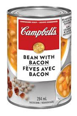 CAMPBELLS BEAN WITH BACON SOUP