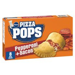 PIZZA POPS PEPPERONI & BACON