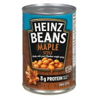 HEINZ BEANS MAPLE STYLE