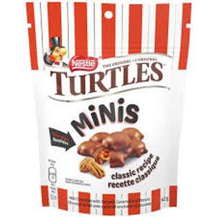 NESTLE TURTLES MINIS POUCH