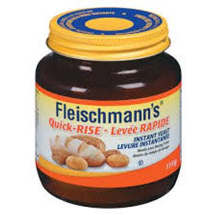 FLEISCHMANN'S QUICK RISE YEAST