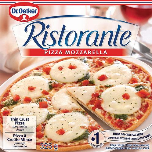 DR.OETKER RISTORANTE THIN CRUST PIZZA MOZZARELLA