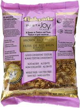 TINKYADA GLUTEN FREE BROWN RICE PASTA  SPIRALS