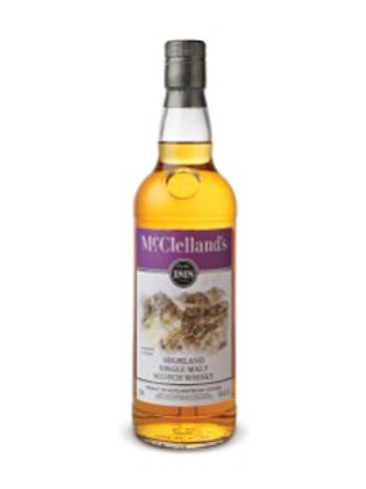 MCCLELLAND'S HIGHLAND SINGLE MALT SCOTCH WHISKY