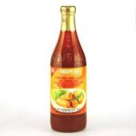 AROY-D SWEETENED CHILI SAUCE FOR SPRING ROLL
