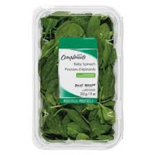 COMPLIMENTS BABY SPINACH