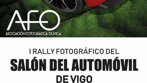I RALLY FOTOGRÁFICO DEL SALÓN DEL AUTOMÓVIL DE VIGO