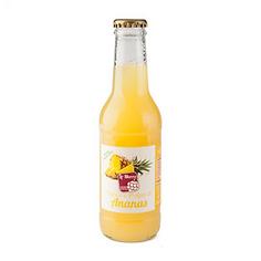 succo di frutta e polpa di ananas naturale