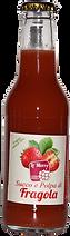succo di frutta e polpa di fragola fragole naturale