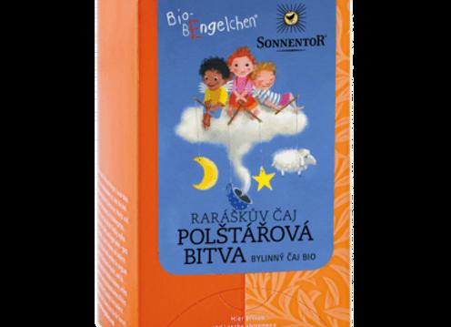 Čaj Polštářová bitva