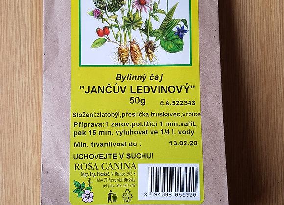 Jančův ledvinový - sypaný čaj
