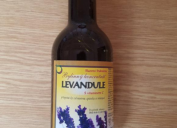 LEVANDULE 250ml