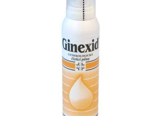 Ginexid - gynekologická čistící pěna 150ml