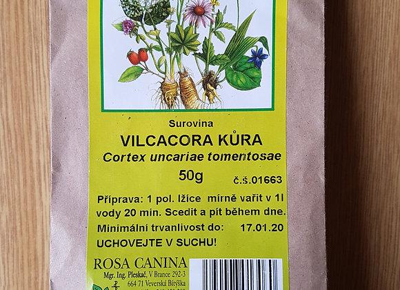 Vilcacora kůra - sypaný čaj