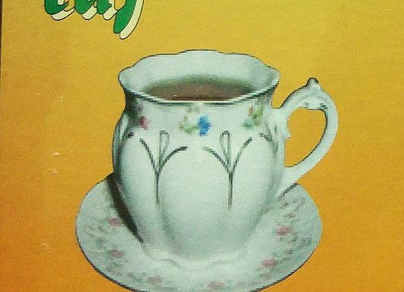 Rooibos s citronem - porcovaný čaj