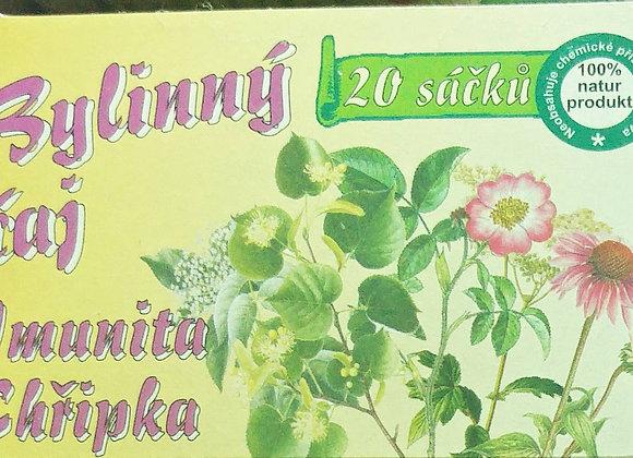 Chriptonal (Chřipka a imunita) - porcovaný čaj