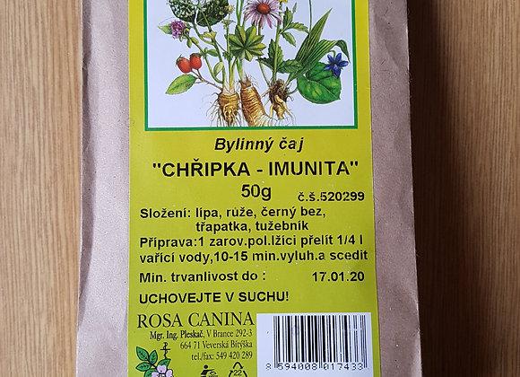 Chriptonal (Chřipka a imunita) - sypaný čaj