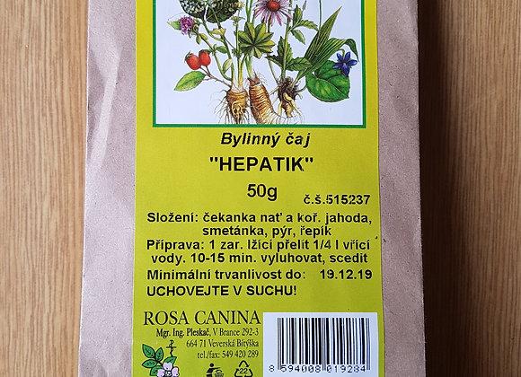Heponal (Hepatik) - sypaný čaj