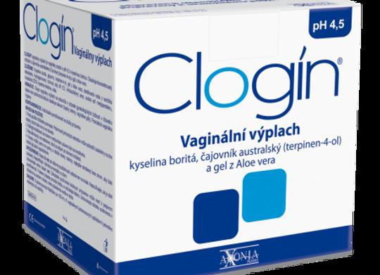 Clogín - vaginální výplach (5x100ml)