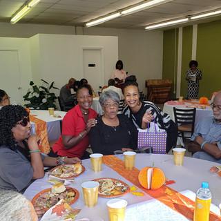 2nd Annual Feeding the Seniors Thanksgiv
