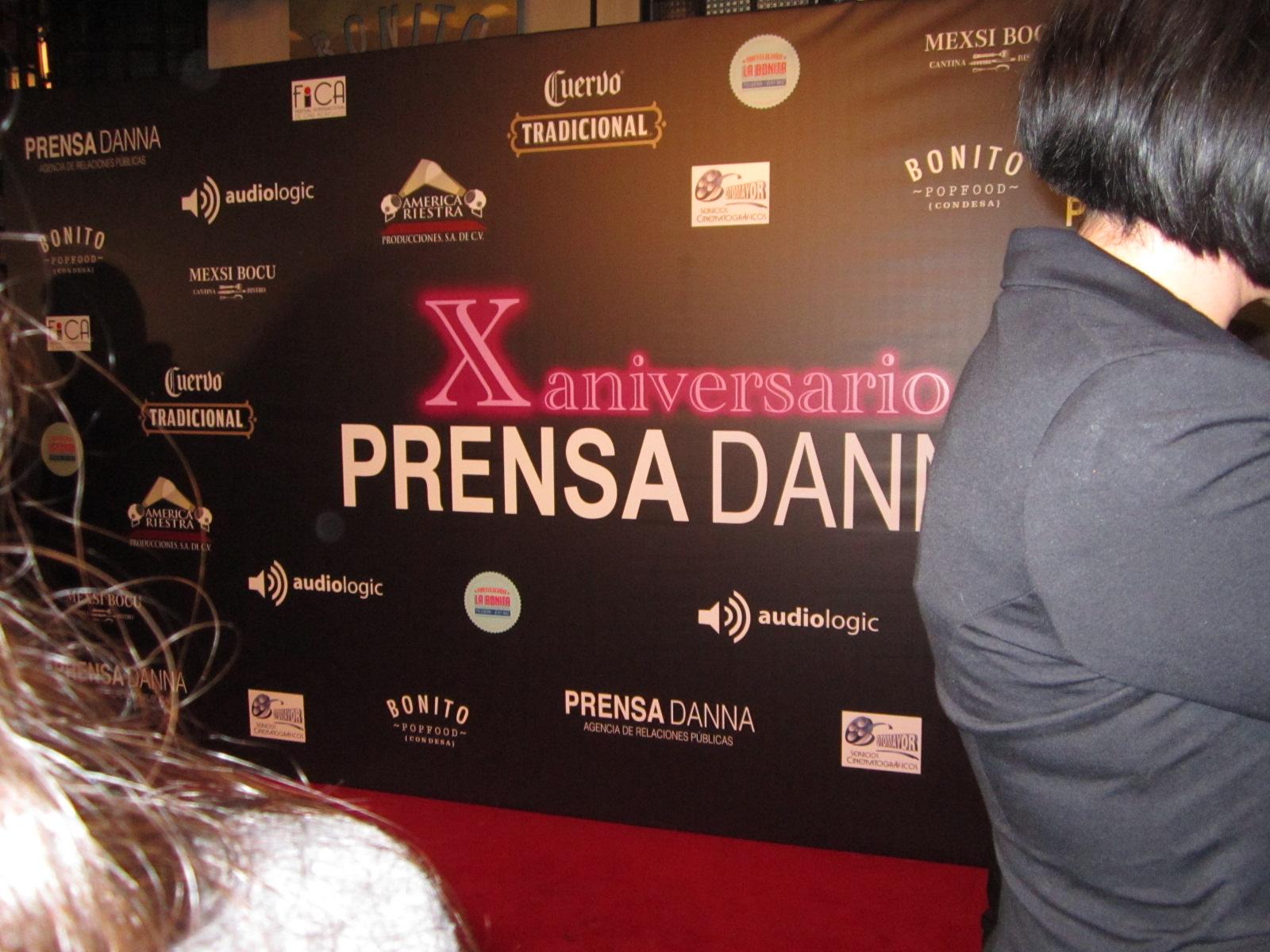 Aniversario Prensa Danna