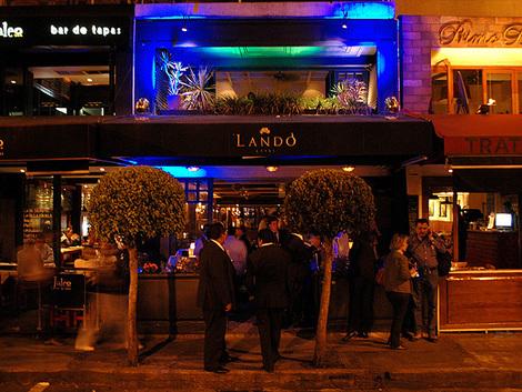 Aniversario Restaurante Lando Grill