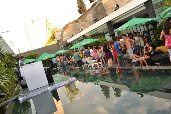 Heineken Pool Party Distrito Capital