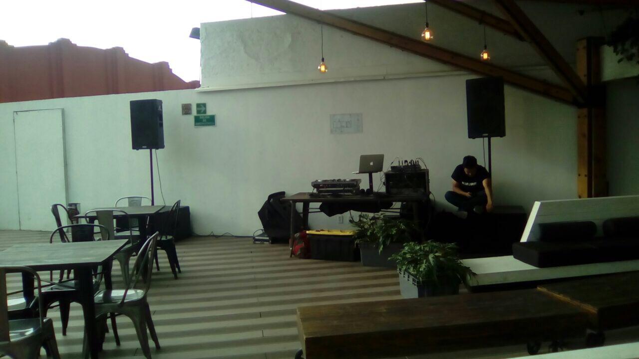 Presentación en Terraza Timberland