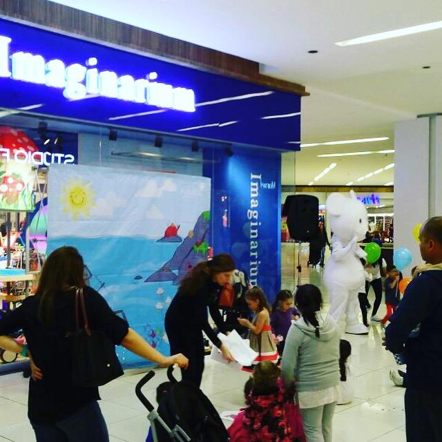 Inauguración de tienda Imaginarium