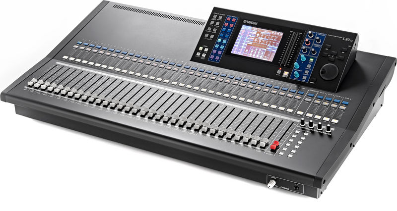 Mixer Yamaha LS9 32CH