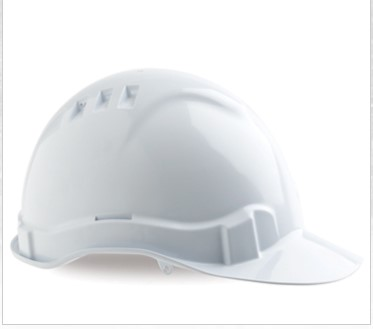 Vented Hard Hat with Pinlock Harness PHHV6 1