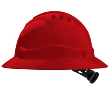 V6 Full Brim Hard Hat 1