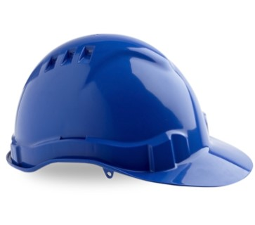 Vented Hard Hat with Pinlock Harness PHHV6 5