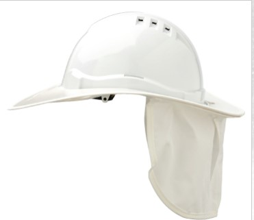 Shade Halo V6 Plastic Hard Hat Brim V6BP 3