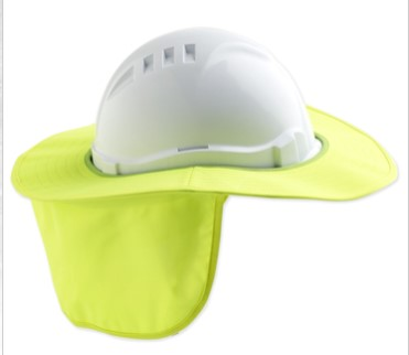Detachable Hard Hat Brim 3