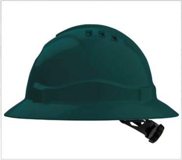 V6 Full Brim Hard Hat 4
