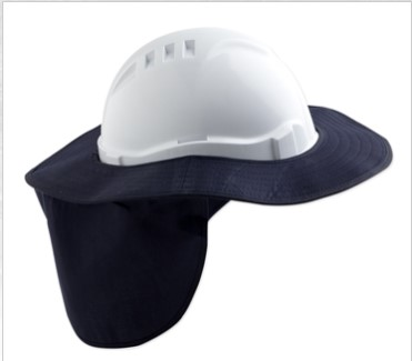 Detachable Hard Hat Brim 2