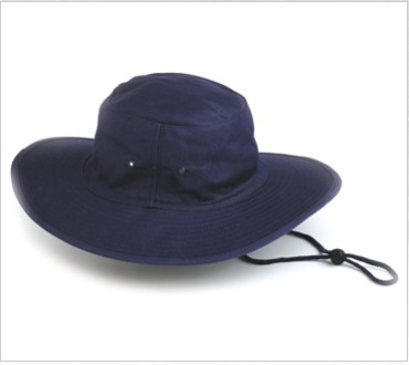 Canvas Sun Hat 1