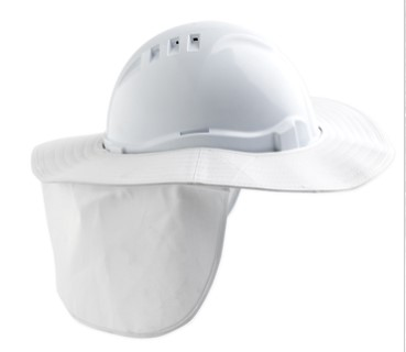 Detachable Hard Hat Brim 5