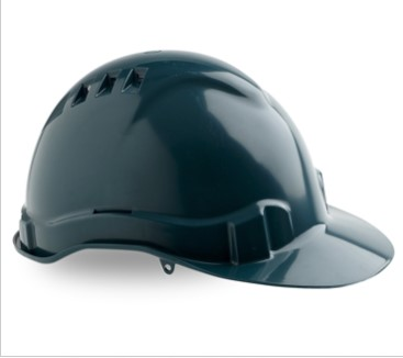 Vented Hard Hat with Pinlock Harness PHHV6 6