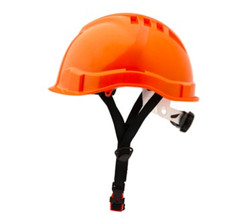 HH6MP Airborne Linesman Hardhat unvented 1