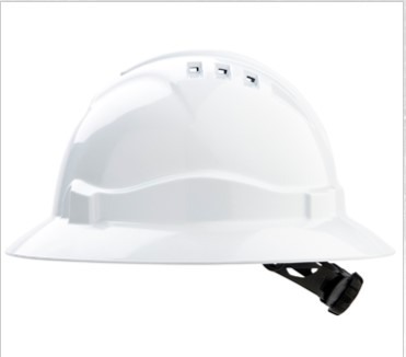 V6 Full Brim Hard Hat 3