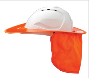 Shade Halo V9 Plastic Hard Hat Brim V9BP 3